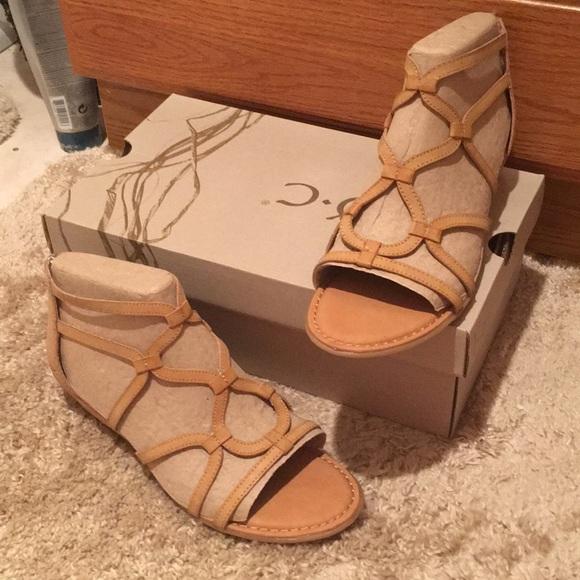 e23e0ee01612 😃HP NWT B.O.C. Born Concept Pawel natural sandals